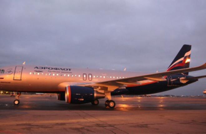 Еще один самолет Airbus А320 для авиакомпании «Аэрофлот»