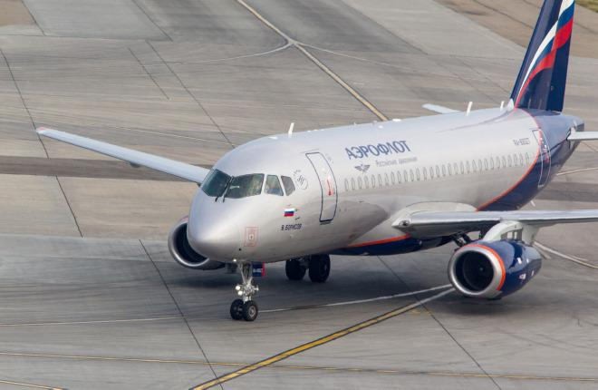 """Провайдер """"А-Техникс"""" подготовится к техобслуживанию самолетов SSJ 100"""
