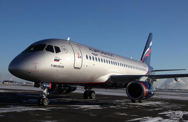 Еще два новых самолета «Аэрофлота»: самый большой и самый маленький
