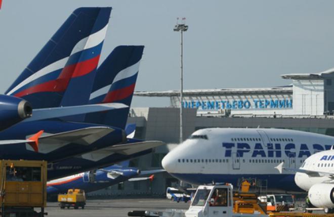 Пять крупнейших российский авиакомпаний в январе-июле 2012 г. обслужили 25,4 млн