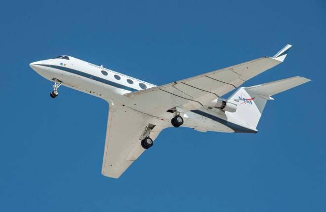 NASA испытало технологии снижения авиационного шума