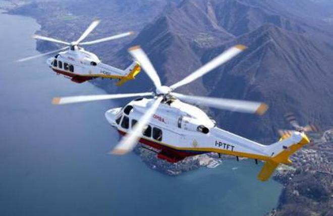 Правительство России одобрило инвестиции AgustaWestland