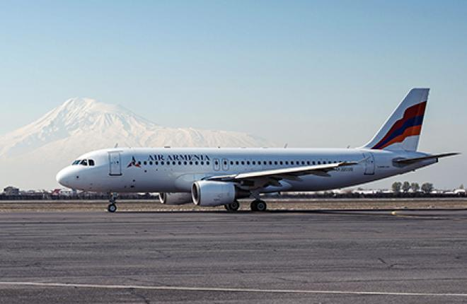 У авиакомпании Air Armenia так и не получилось занять место обанкротившейся Armavia :: Air Armenia