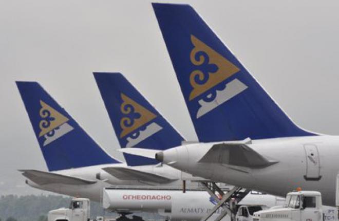 Авиакомпания Air Astana выбрала двигатели для самолетов Boeing 767-300ER