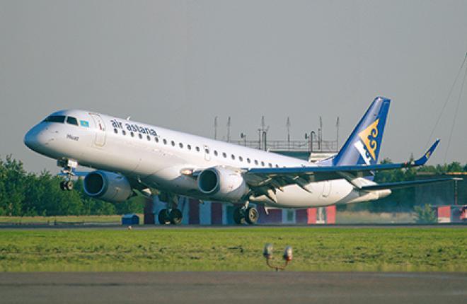 Авиакомпания Air Astana начинает строительство собственного комплекса ТОиР воздушных судов