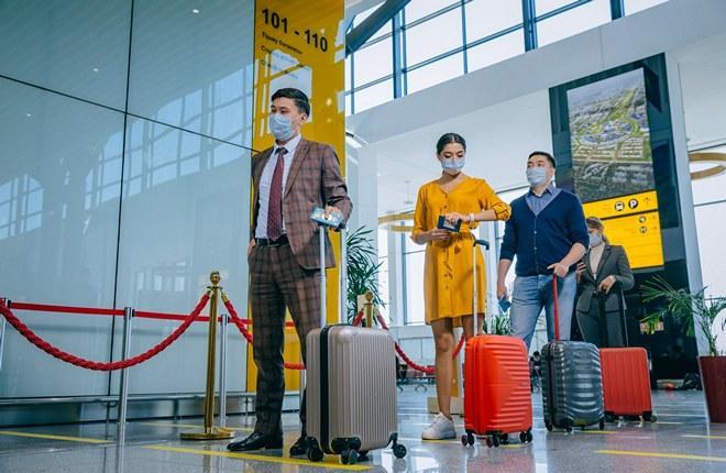 пассажиры Air Astana