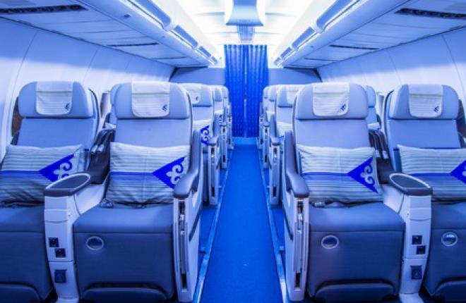 Авиакомпании Air Astana удалось получить промежуточную прибыль