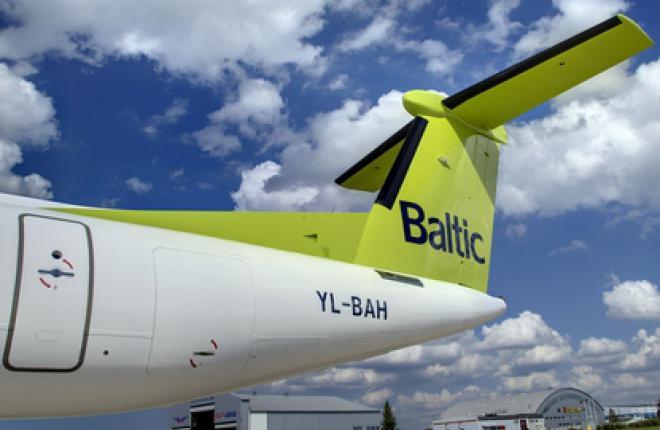Латвийская авиакомпания airBaltic модернизирует флот