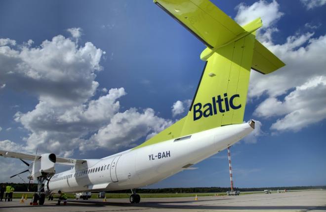 Q400 AirBalric
