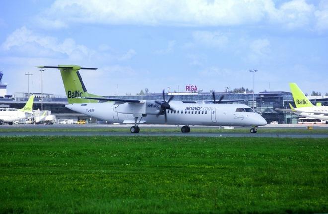 airBaltic возобновит перелеты внутри Латвии