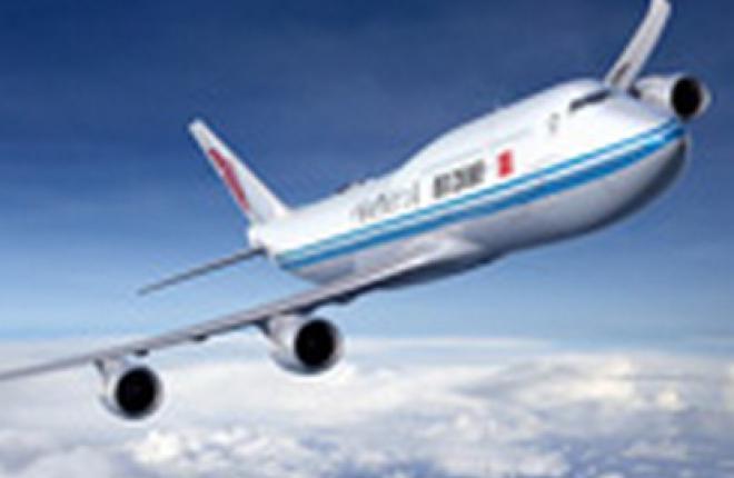 Самолет авиакомпании Air China полетел на биотопливе