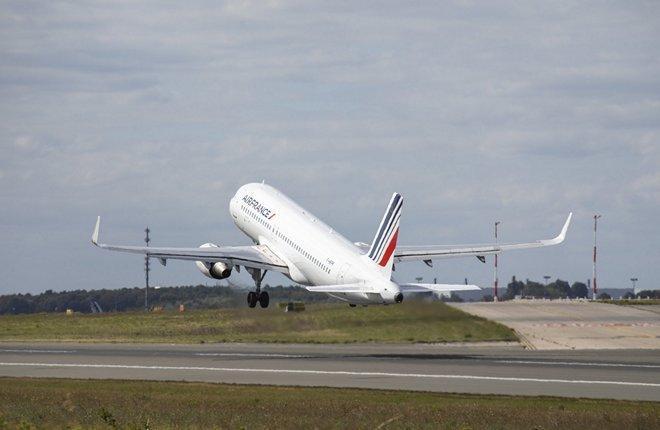 Airbus исследует новые способы повышения энергоэффективности полетов