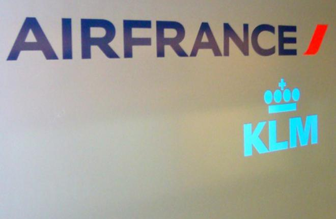 Чистый убыток группы Air France — KLM по итогам II квартала 2012 года