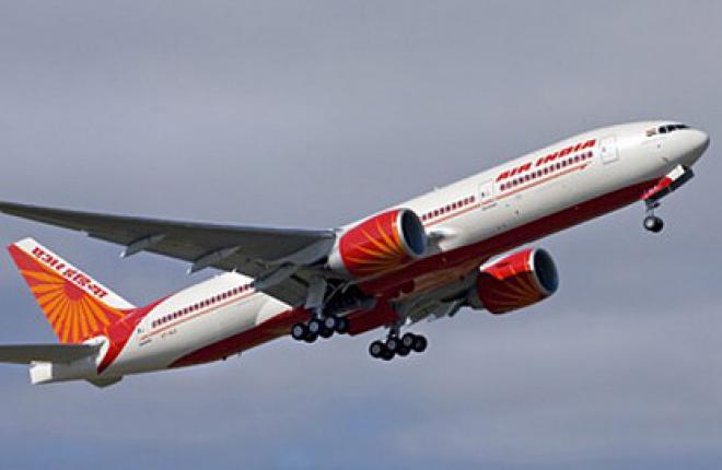Авиакомпания Air India теряет по 900 тыс. долларов в день