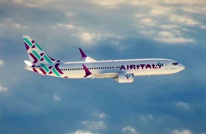 Итальянский перевозчик Meridiana переименован в Air Italy