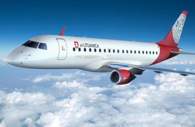 Новая литовская авиакомпания Air Lituanica приступила к полетам
