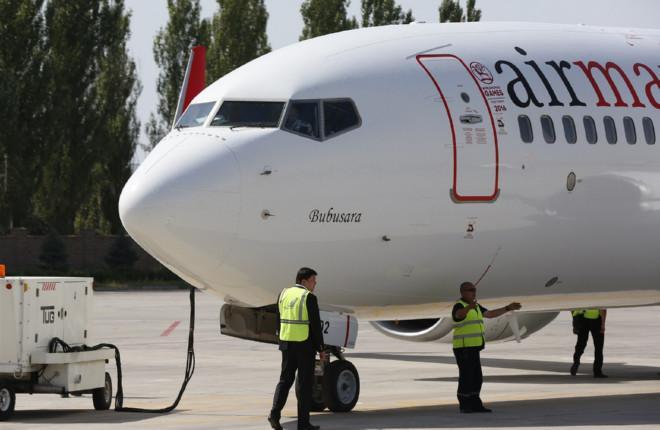 Авиакомпания Air Manas прошла аудит безопасности IATA
