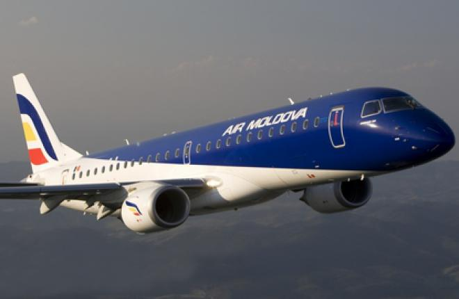 Air Moldova вступила в систему BSP Бельгии и Люксембурга