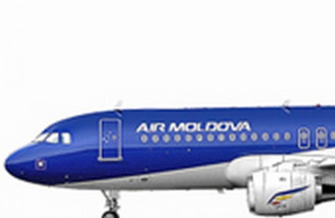 Пассажиропоток Air Moldova за 11 месяцев возрос на 11%
