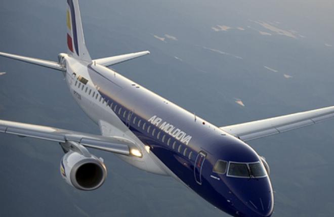Пассажиропоток молдовской авиакомпании Air Moldova  увеличился на четверть
