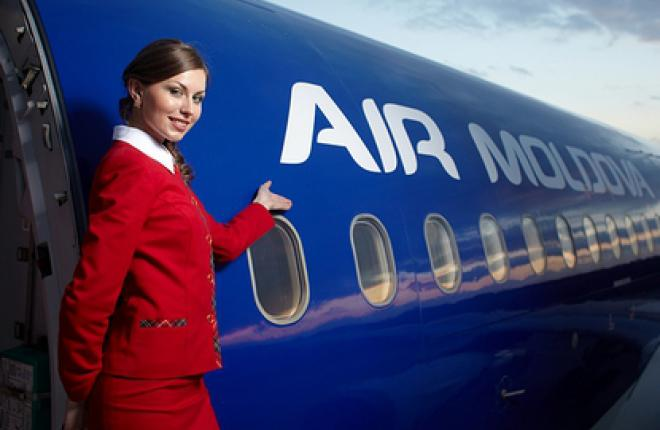Молдавская авиакомпания Air Moldova полетит в Сургут