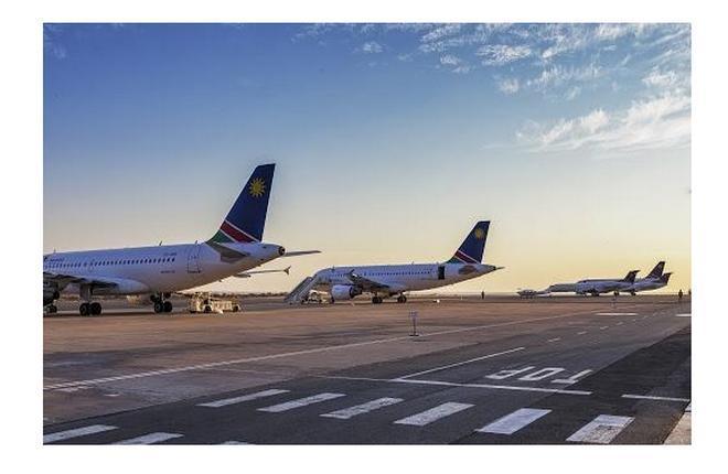 самолеты авиакомпании Air Namibia