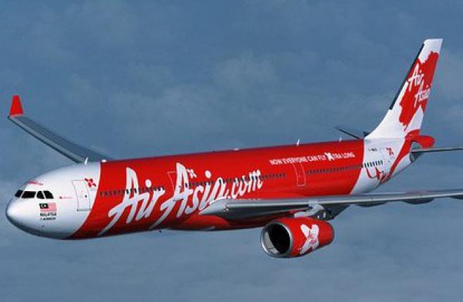 AirAsia X отказалась летать в Европу :: AirAsia