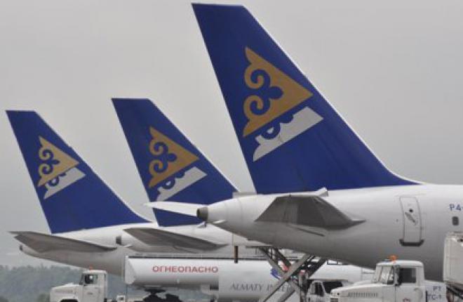 Казахская авиакомпания Air Astana открыла новый авиационно-технический центр