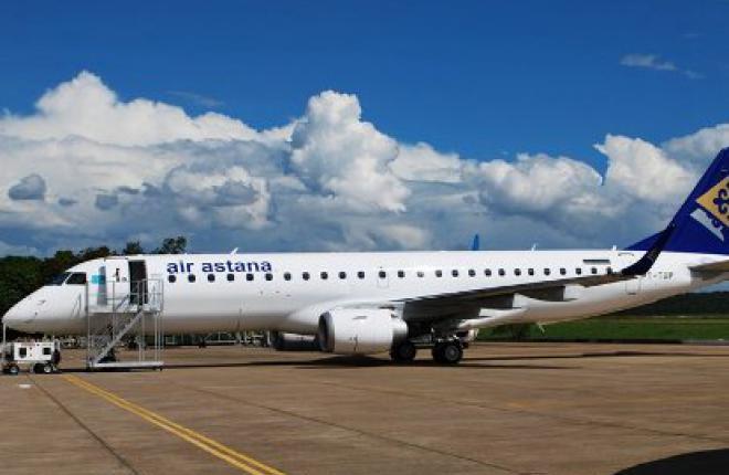Авиакомпания Air Astana расширяет географию полетов