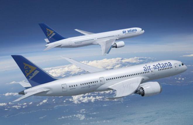 Авиакомпания Air Astana отложит поставку самолетов Boeing 787