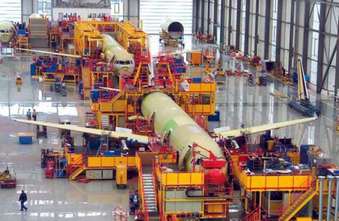 Airbus будет выпускать 46 самолетов A320 в месяц