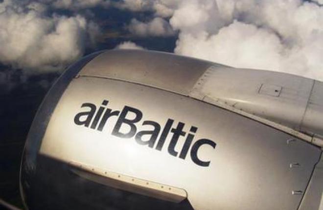 Авиакомпания airBaltic увеличит частоту полетов в Австрию, Германию и Швейцарию