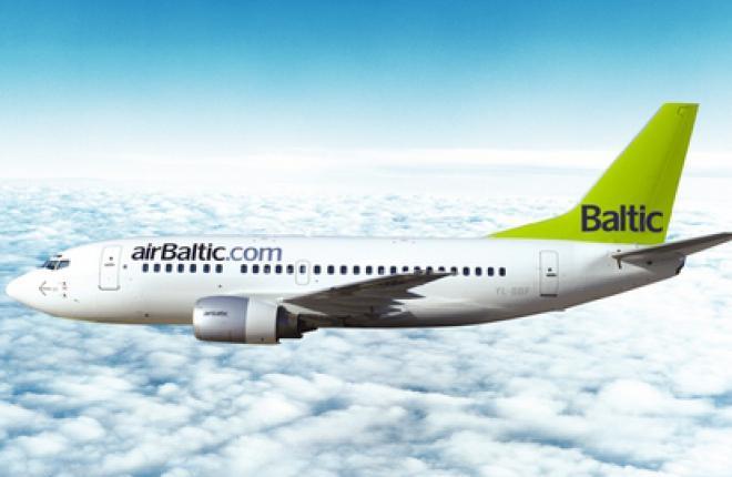 Правительство Латвии выделит airBaltic еще 35,5 млн евро