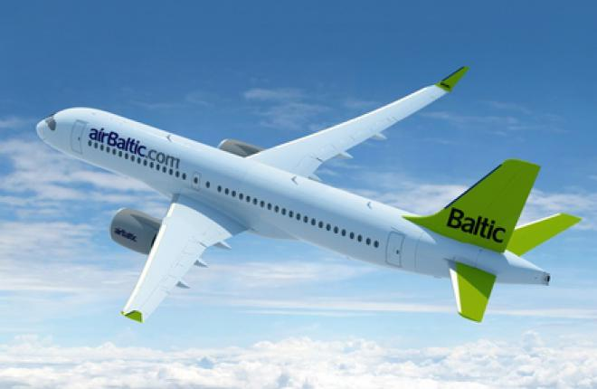 Авиакомпания airBaltic получит самолеты CS300 в сентябре 2016 года