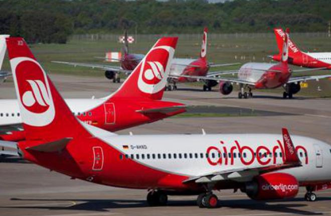 Авиакомпания Airberlin выходит на рынок Балтийского региона
