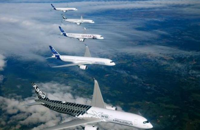 Airbus A350-900 получил европейский сертификат типа