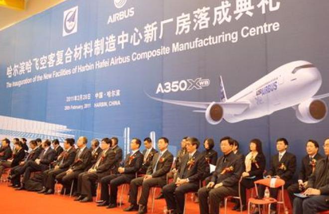 Китай инвестирует 232 млрд долларов в развитие авиационной отрасли