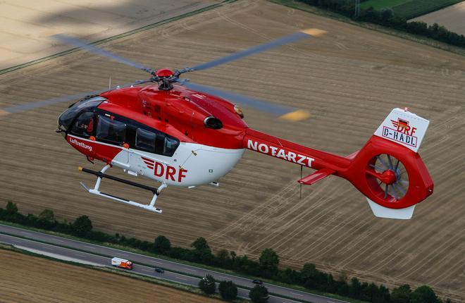 Вертолет Airbus Helicopters H145