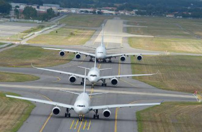 Airbus: в ближайшие 20 лет авиаперевозчикам потребуется 29,22 тыс. новых самолет