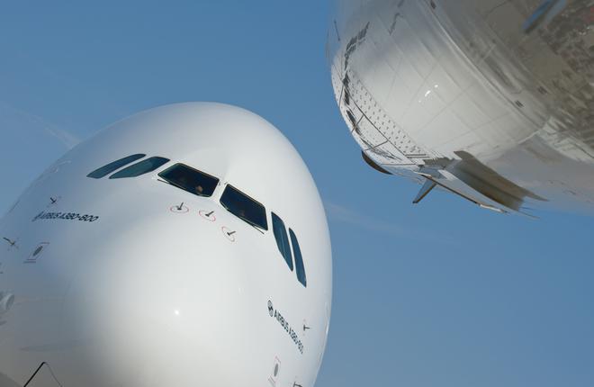 Airbus отчитался о рекордных августовских поставках