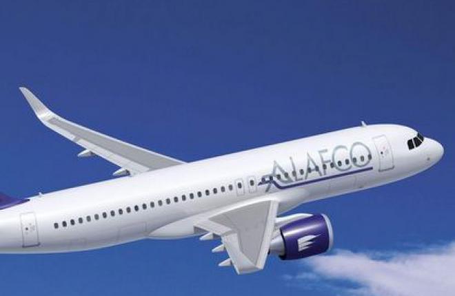 Кувейтский лизингодатель ALAFCO заказал 35 самолетов Airbus A320NEO