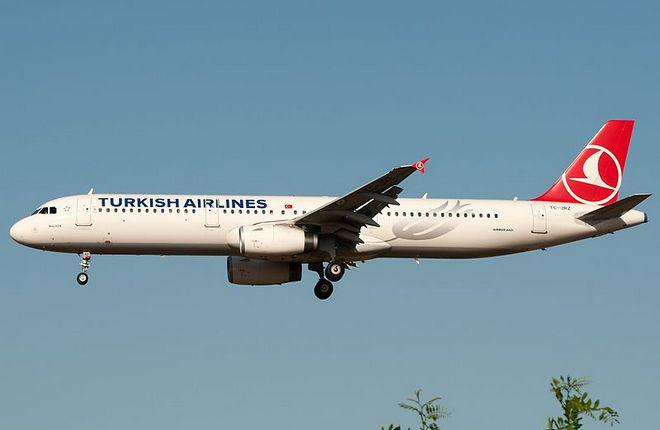 Turkish Airlines в первом полугодии понесла убытки