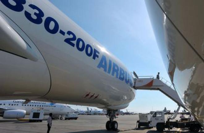 Грузовой самолет Airbus А330-200F получил сертификат типа Европейского агентства