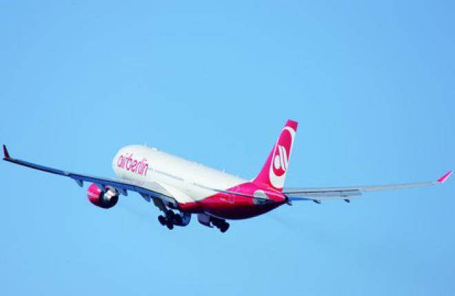 Авиакомпания Air Berlin откроет прямой рейс Дюссельдорф—Лас-Вегас