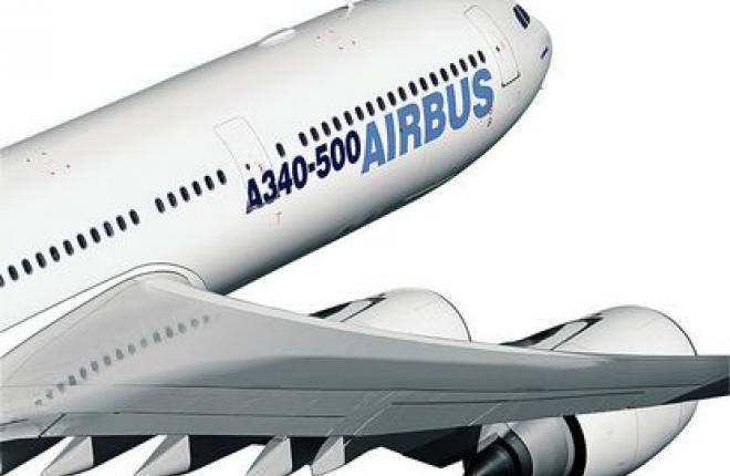 Последние новые A340-500 получила авиакомпания AZAL