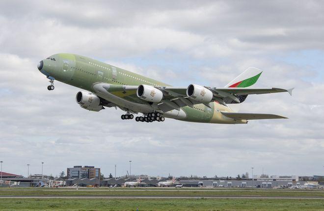 Airbus A380 MSN272
