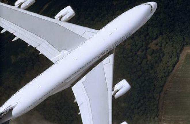 Airbus обновила руководство по летной эксплуатации самолета A380