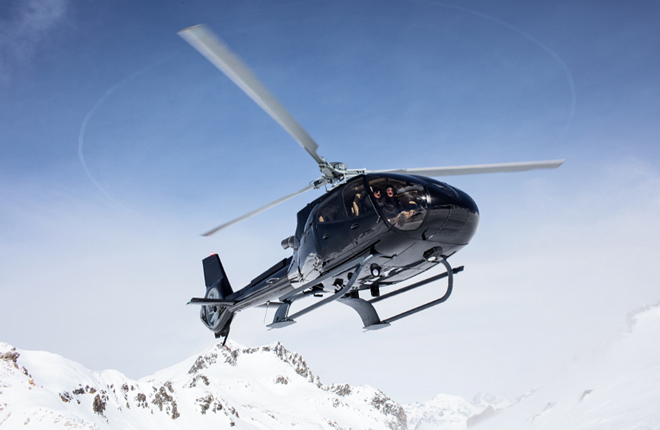вертолет Airbus Corporate Helicopters ACH130