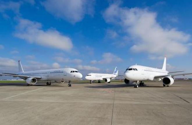 Airbus: спрос на новые самолеты в России к 2031 году превысит 1244 машины