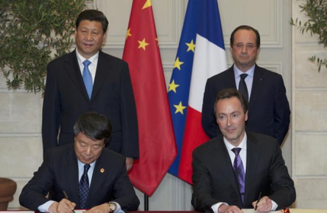 Airbus продлила контракт на сборку самолетов в Китае